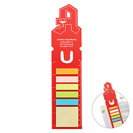 "Sticky notes bookmark ""Pharmacy"""